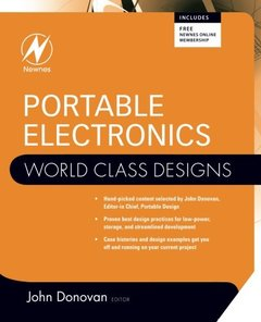 Portable Electronics: World Class Designs (Paperback)-cover