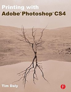 Printing with Adobe Photoshop CS4  (Paperback)-cover