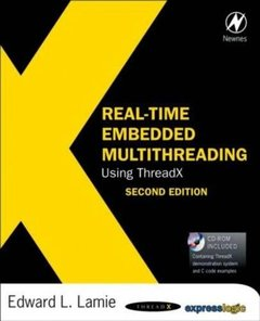Real-Time Embedded Multithreading Using ThreadX, 2/e (Paperback)-cover