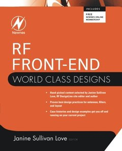 RF Front-End: World Class Designs (Paperback)-cover