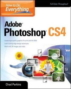 How to Do Everything Adobe Photoshop CS4 (Paperback)-cover