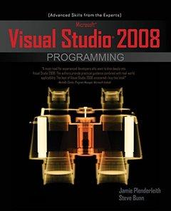 Microsoft Visual Studio 2008 Programming (Paperback)-cover