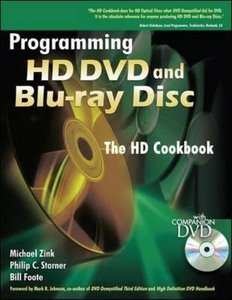 Programming HD DVD and Blu-ray Disc (Hardcover)