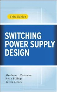 Switching Power Supply Design, 3/e (Hardcover)-cover
