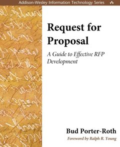 Request for Proposal: A Guide to Effective RFP Development (Paperback)