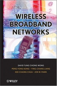 Wireless Broadband Networks (Hardcover)-cover