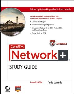 CompTIA Network+ Study Guide (Exam N10-004) (Paperback)-cover