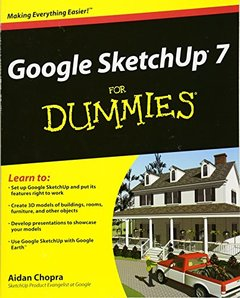 Google SketchUp 7 For Dummies (Paperback)-cover