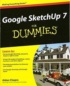 Google SketchUp 7 For Dummies (Paperback)