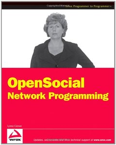 OpenSocial Network Programming (Paperback)-cover
