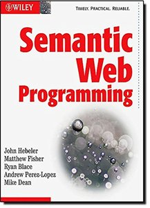 Semantic Web Programming (Paperback)-cover