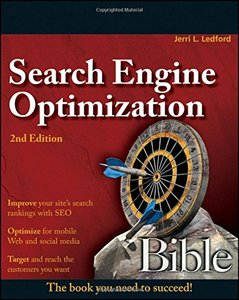 SEO : Search Engine Optimization Bible, 2/e (Paperback)-cover