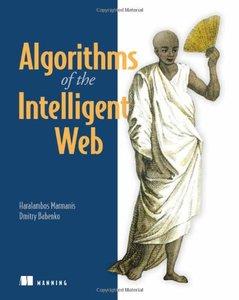 Algorithms of the Intelligent Web (Paperback)-cover