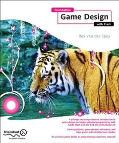 Foundation Game Design with Flash (Paperback)-cover