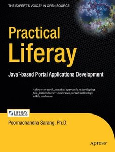 Practical Liferay: Java–based Portal Applications Development (Paperback)-cover