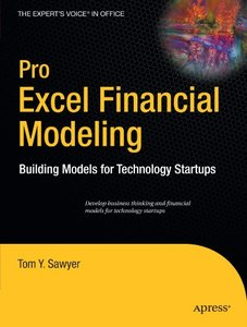 Pro Excel Financial Modeling: Building Models for Technology Startups (Paperback)-cover