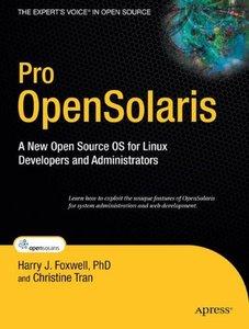Pro OpenSolaris (Paperback)-cover