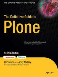 The Definitive Guide to Plone,2/e (Paperback)-cover