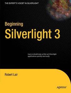 Beginning Silverlight 3 (Paperback)-cover