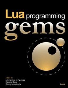 Lua Programming Gems (Paperback)-cover