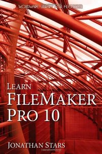 Learn FileMaker Pro 10 (Paperback)-cover