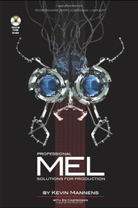 Professional MEL Solutions for Production (Paperback)-cover