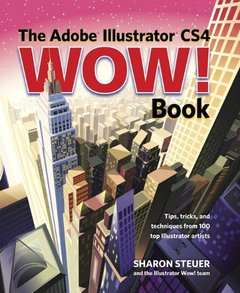 The Adobe Illustrator CS4 Wow! Book (Paperback)-cover