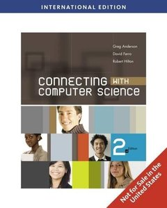 Connecting with Computer Science, 2/e (IE-Paperback)-cover