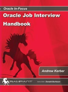 Oracle Job Interview Handbook (Paperback)-cover