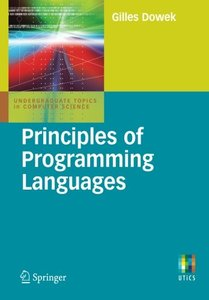 Principles of Programming Languages (Paperback)
