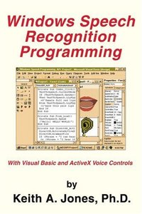 Windows Speech Recognition Programming: With Visual Basic and ActiveX Voice Controls (Paperback)-cover