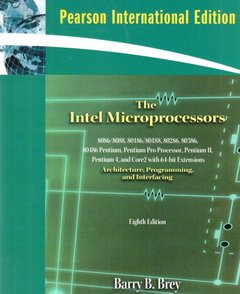 The Intel Microprocessors, 8/e (IE-Paperback)-cover