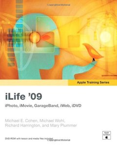 Apple Training Series: iLife 09 (Paperback)-cover