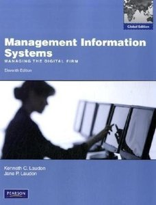 Management Information Systems, 11/e(Paperback)-cover