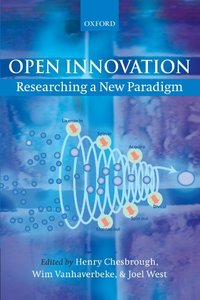 Open Innovation: Researching a New Paradigm (Paperback)-cover