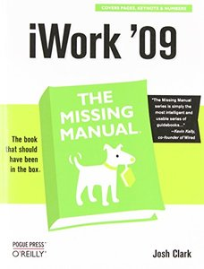 iWork '09: The Missing Manual (Paperback)-cover