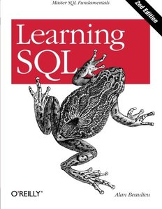 Learning SQL, 2/e (Paperback)-cover