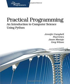 Practical Programming: An Introduction to Computer Science Using Python (Paperback)-cover
