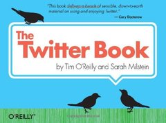 The Twitter Book (Paperback)-cover