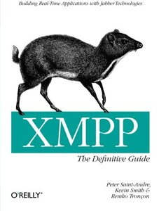 XMPP: The Definitive Guide: Building Real-Time Applications with Jabber Technologies (Paperback)-cover
