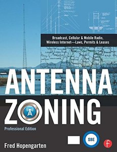 Antenna Zoning: Cellular, TV, Radio, and Wireless Internet (Hardcover)-cover