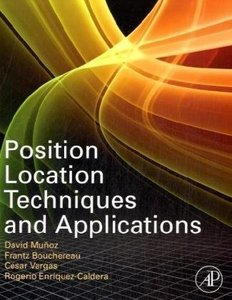 Position Location Techniques and Applications (Hardcover)-cover
