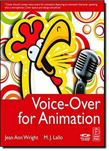 Voice-Over for Animation (Paperback)-cover