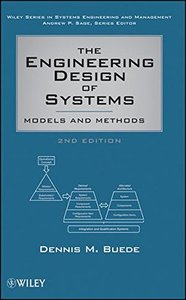 The Engineering Design of Systems: Models and Methods(Hardcover)-cover