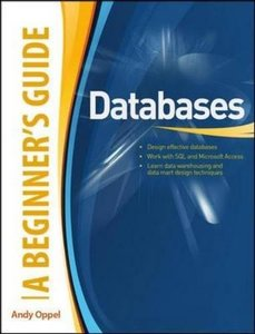 Databases A Beginner's Guide (Paperback)-cover
