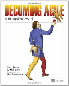 Becoming Agile: ...in an imperfect world (Paperback)-cover
