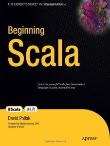 Beginning Scala-cover