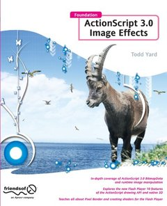 Foundation ActionScript 3.0 Image Effects (Paperback)-cover