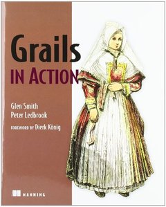 Grails in Action (Paperback)-cover