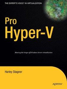 Pro Hyper–V (Paperback)-cover